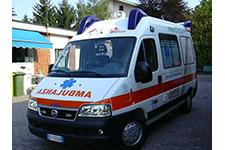 Disinfezione-ambulanze